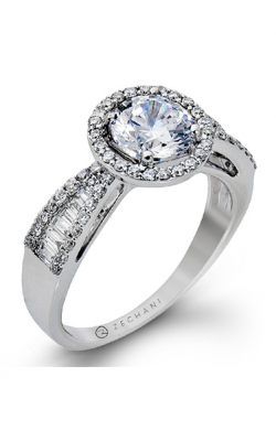 Zeghani Vintage Vixen Engagement ring ZR810 product image