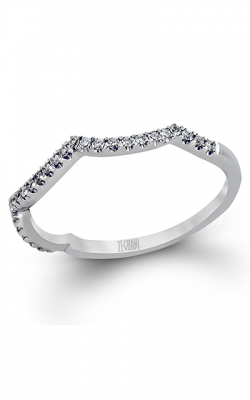 Zeghani Blindingly Beautiful Wedding Band ZR624 product image