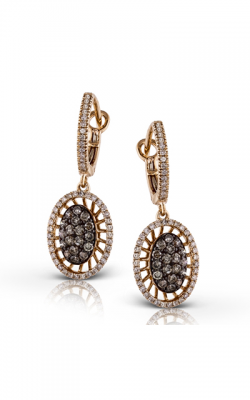 Zeghani Nature Lover Earrings ZE342 product image