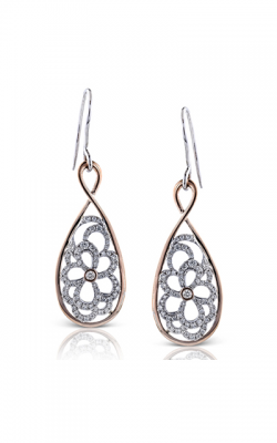 Zeghani Nature Lover Earrings ZE352 product image