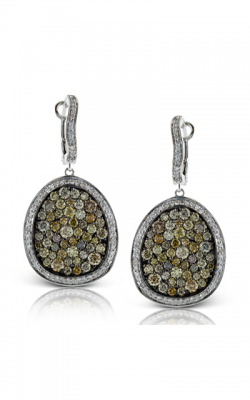 Zeghani Refined Rebel Earrings ZE372 product image