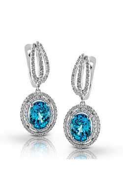Zeghani Blindingly Beautiful Earrings ZE392 product image
