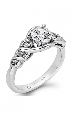 Zeghani Nature Lover Engagement ring ZR584 product image