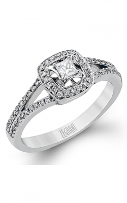 Zeghani Delicate Diva Engagement ring ZR496 product image