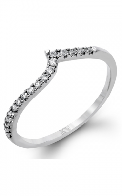 Zeghani Refined Rebel Wedding Band ZR550 product image