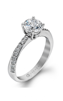 Zeghani Classic Beauty  Engagement ring ZR548 product image