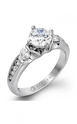 Zeghani Vintage Vixen Engagement Ring ZR544 product image
