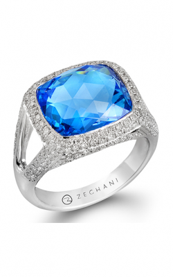 Zeghani Blindingly Beautiful Fashion Ring ZR517 product image