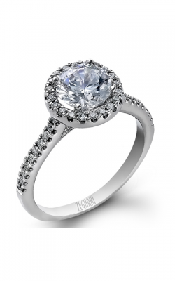 Zeghani Vintage Vixen Engagement ring ZR498 product image