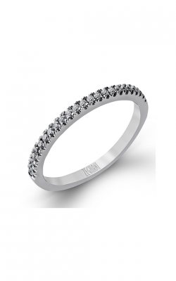 Zeghani Vintage Vixen Wedding Band ZR498 product image