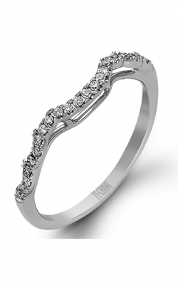 Zeghani Blindingly Beautiful Wedding Band ZR494 product image