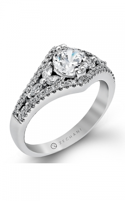 Zeghani Nature Lover Engagement Ring ZR485 product image