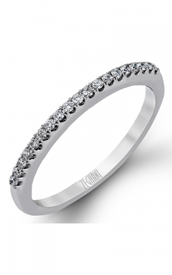 Zeghani Refined Rebel Wedding Band ZR482 product image