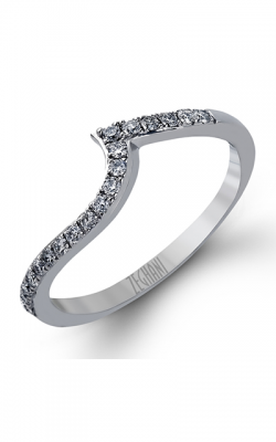 Zeghani Refined Rebel Wedding Band ZR457 product image