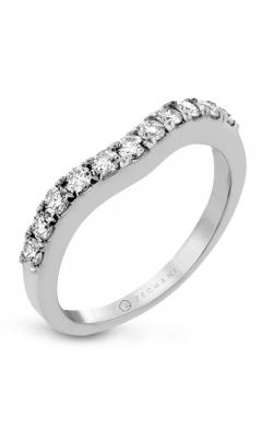 Zeghani Delicate Diva Wedding band ZR437 product image