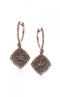 Zeghani Refined Rebel Earrings ZE423 product image