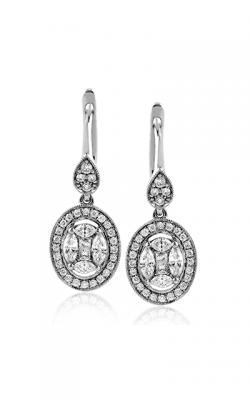 Zeghani Delicate Diva Earrings ZE440 product image