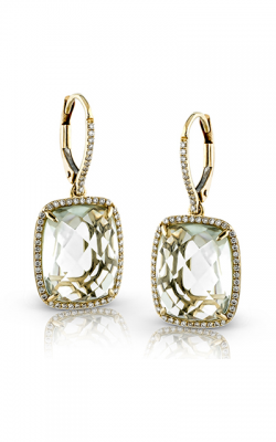 Zeghani Classic Beauty Earrings ZE445 product image