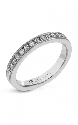 Zeghani Vintage Vixen Wedding band ZR43 product image