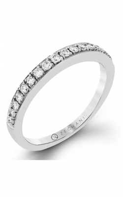 Zeghani Delicate Diva Wedding Band ZR425 product image