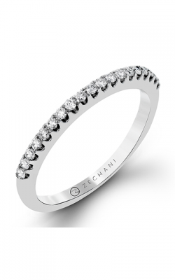 Zeghani Refined Rebel Wedding Band ZR407 product image