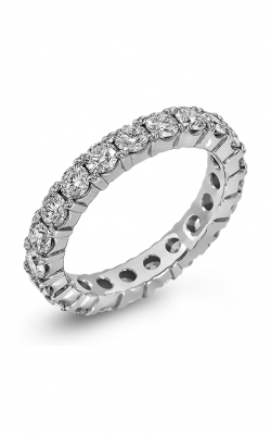 Zeghani Blindingly Beautiful Wedding band ZR40 product image