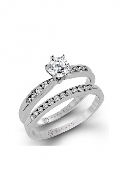 Zeghani Delicate Diva Engagement Ring ZR399 product image