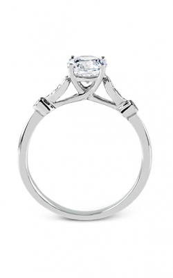 Zeghani Refined Rebel Engagement ring ZR397 product image