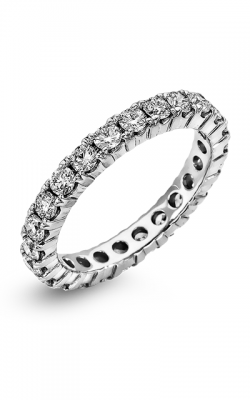 Zeghani Blindingly Beautiful Wedding band ZR39 product image