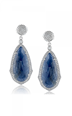 Zeghani Refined Rebel Earrings ZE491 product image