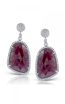 Zeghani Refined Rebel Earrings ZE492 product image