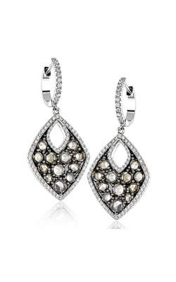Zeghani Refined Rebel Earrings ZE498 product image