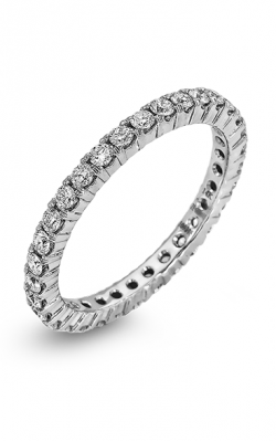 Zeghani Blindingly Beautiful Wedding band ZR37 product image