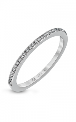Zeghani Blindingly Beautiful Wedding band ZR357 product image