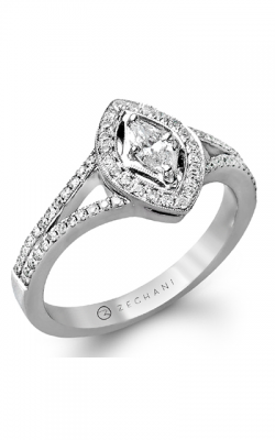 Zeghani Vintage Vixen Engagement Ring ZR348 product image
