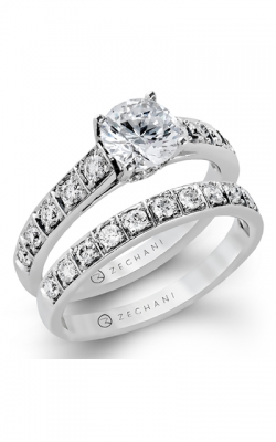 Zeghani Blindingly Beautiful Engagement Ring ZR344 product image