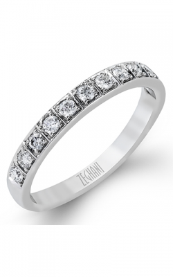 Zeghani Blindingly Beautiful Wedding band ZR344 product image