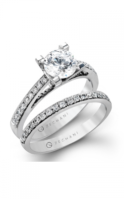 Zeghani Classic Beauty  Engagement ring ZR331 product image