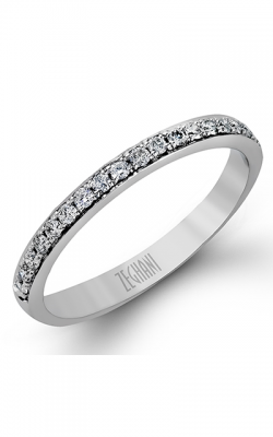 Zeghani Classic Beauty Wedding band ZR331 product image