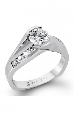 Zeghani Refined Rebel Engagement ring ZR320 product image