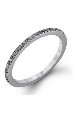 Zeghani Blindingly Beautiful Wedding band ZR272 product image