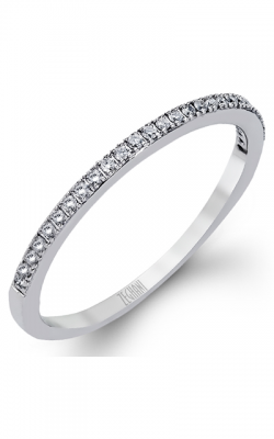 Zeghani Classic Beauty Wedding band ZR260 product image