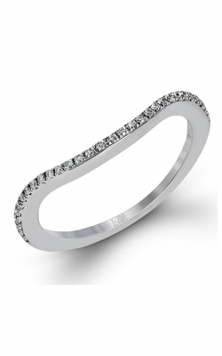 Zeghani Vintage Vixen Wedding Band ZR251 product image