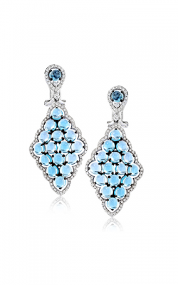 Zeghani Blindingly Beautiful Earrings ZE591 product image