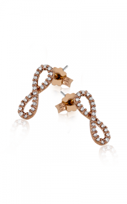 Zeghani Classic Beauty Earrings ZE601 product image