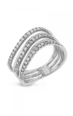 Zeghani Blindingly Beautiful Fashion Ring ZR1611 product image