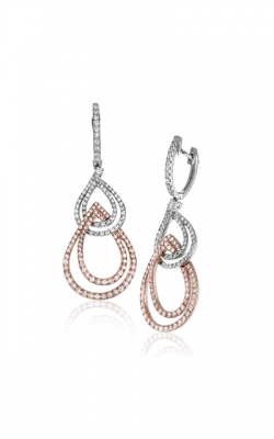 Zeghani Blindingly Beautiful Earrings ZE613 product image