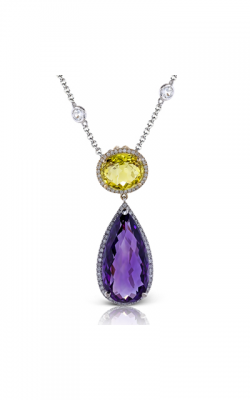 Zeghani Classic Beauty Necklace ZP158 product image