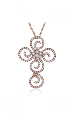 Zeghani Refined Rebel Necklace ZP234 product image