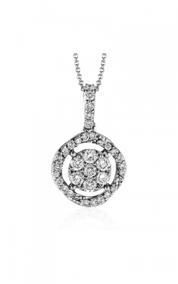 Zeghani Classic Beauty Necklace ZP402 product image